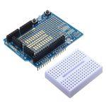 Prototípus shield / Protoshield Prototype Board