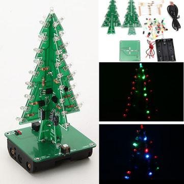 LED-es karácsonyfa KIT