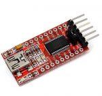 FT232RL FTDI USB - TTL  soros adapter modul