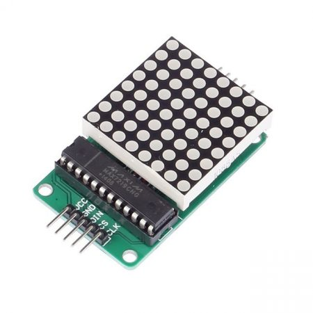 LED Dot Mátrix Modul (MAX7219)