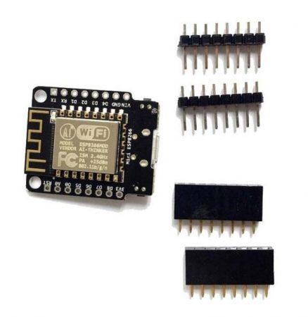 NodeMCU Mini ESP8266 WIFI fejlesztői kártya based on ESP-12F