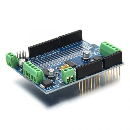Léptető motor shield Arduino-hoz