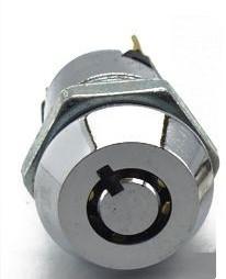 Kulcsos kapcsoló 2 db kulccsal - AB2304