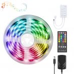 BlitzWolf® BW-LT34-LED szalag RGB Music - 5 méteres szett