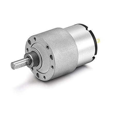 DC 12V Gear box Motor 7 RPM