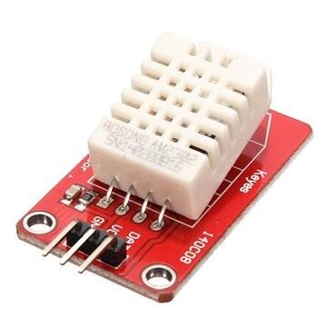 AM2302 DHT22 Hőmérséklet és páratartalom szenzor