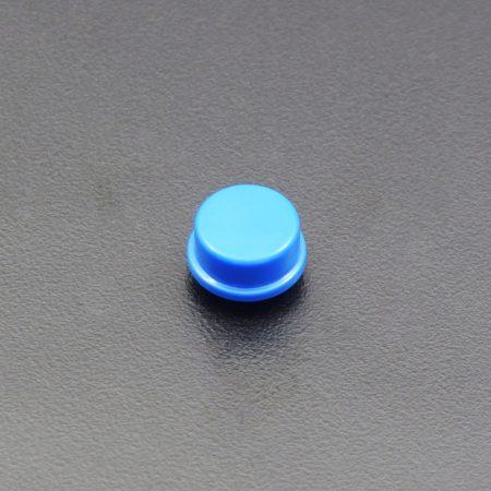 Kör alakú gombfedél 12mm