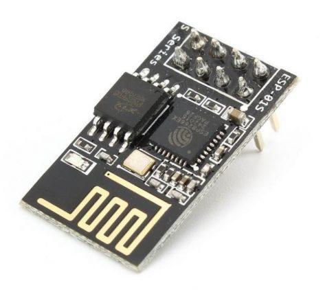 ESP8266 ESP-01S Vezetéknélküli adóvevő modul IoT