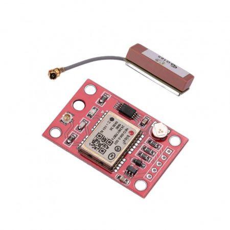 GPS modul NEO-6M GY-NEO6MV2 Antennával