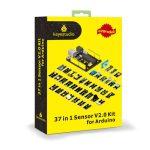 Keyestudio 37 in 1 szenzor készlet - hobbielektronikai szenzor KIT + UNO R3