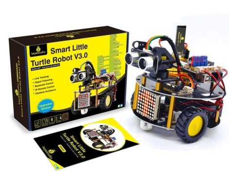 Keyestudio Smart Little Turtle Robot Car kit V3.0