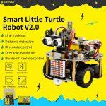 Keyestudio Smart Little Turtle Robot Car kit V2.0