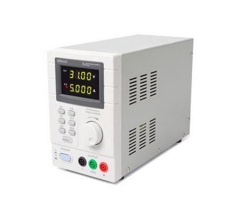 Velleman - LABPS3005DN - programozható DC labortápegység 0-30VDC / 5A LED kijelzővel