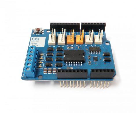 L298N L298P 4A két csatornás motor vezérlő shield Arduino-hoz
