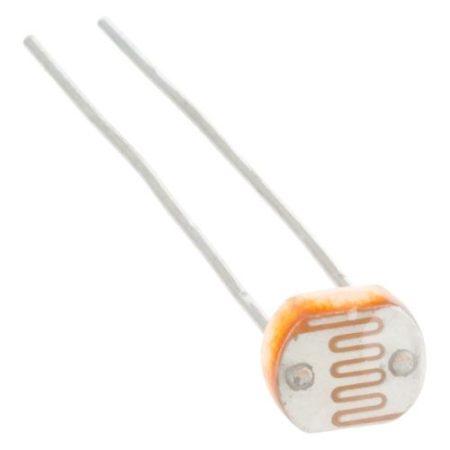 Fotoellenállás 5mm-es szenzor Arduino-hoz