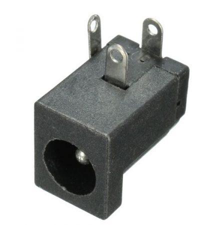 DC Tápegyég csatlakozó (Anya Jack) 5.5 x 2.1mm
