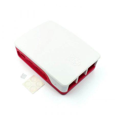 Raspberry Pi4 Case - Tok - Ház - Doboz