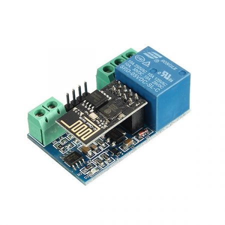 ESP8266- 5V Wifi relé modul Internet Of Things