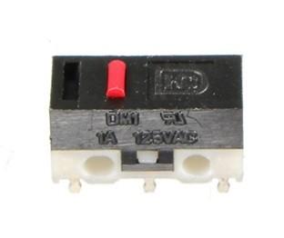 Mikro kapcsoló AC 125V 1A