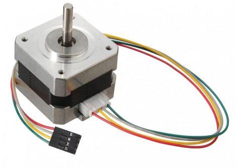 Léptető motor 260mN 1.7A (2fázis , 4 vezeték)