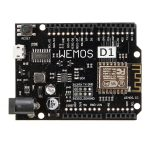 WeMos® D1 R2 V2.1.0 WiFi Uno ESP8266 Internet of Things mikrovezérlő