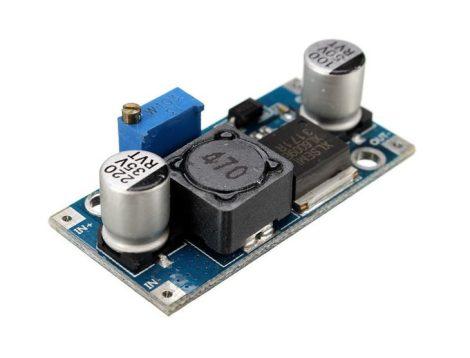 Step up állítható boost konverter - 4A XL6009E1