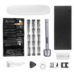 Xiaomi Wowstick 1+ akkumulátoros műszerészcsavarhúzó 64db-os + DIY javítókészlet + WowCase Mini