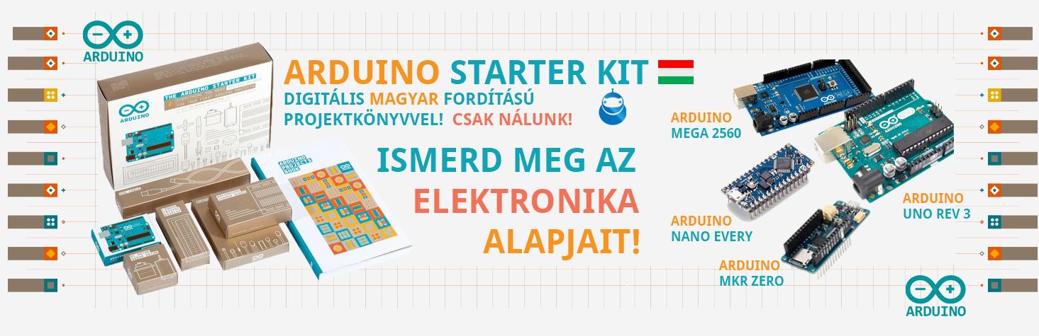 Arduino UNO MEGA 2560 STARTER KIT termék
